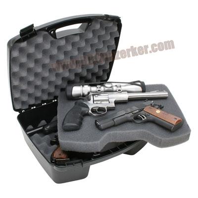 กล่องไฟเบอร์ปืนสั้น MTM Case-Gard 811 (4 กระบอก)