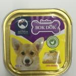 Bok Dok 100 g. รสไก่ (หมดอายุ 06/17)