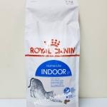 Royal canin Indoor สูตรแมวโตอาศัยในบ้าน ขนาด 2 กิโลกรัม Exp. 06/19