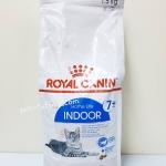 Royal canin Indoor 7+ ขนาด 1.5 กก .สูตรแมวโตอาศัยอยู่ในบ้าน Exp. 03/19