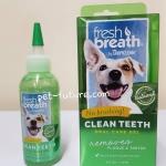 FRESH BREATH Clean teeth gel Exp.07/22 ขนาด 118 ml