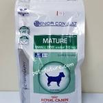 vcn senior small dog 1.5 kg. สำหรับสุนัขพันธ์เล็กอายุมากกว่า 8 ปี Exp.02/19