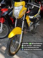 SONIC 125 ปี44 สภาพพร้อมใช้ เครื่องดี สีเหลือง ราคา 23,000