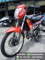 SONIC125 ปี52 สภาพดี สีแดงสวย เครื่องดี ขับขี่เยี่ยม ราคา 26,000