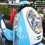 SCOOPY-I ปี57 สภาพสวยใส เครื่องเดิมดี สีฟ้าน่ารัก ขับขี่เยี่ยม ราคา 26,500 thumbnail 13