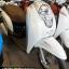 SCOOPY-I ปี54 สีขาวสวยใส เครื่องดี เดิมๆ ราคา 22,000 thumbnail 3