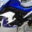 #ดาวน์9000 M-SLAZ ปี59 วิ่งน้อย สีน้ำเงินสวย เครื่องเดิมๆแน่นๆ ขับขี่ดี๊ดี ราคา 49,500 thumbnail 8
