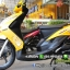 MIO ปี51 สภาพเดิม ล้อแมกซ์ สีเหลืองน่ารัก เครื่องดี ราคา 17,000 thumbnail 4