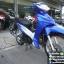 #ดาวน์8000 WAVE110i ปี56 สตาร์ทมือ สีน้ำเงินสวย เครื่องดี พร้อมใช้งาน ราคา 24,000 thumbnail 12