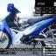 #ดาวน์8000 WAVE110i ปี56 สตาร์ทมือ สีน้ำเงินสวย เครื่องดี พร้อมใช้งาน ราคา 24,000 thumbnail 20