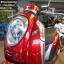 SCOOPY-I ปี56 สีแดงสวยหรู เครื่องดีเดิม ระบบหัวฉีด ขับขี่ดี ราคา 27,000 thumbnail 6