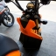 ZOOMER-X ปี57 สภาพดี เครื่องเดิม สีส้มสดใส ขับขี่ดี ราคา 33,500 thumbnail 17