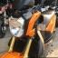 ZOOMER-X ปี56 สีส้มสวย เครื่องดี สภาพพร้อมใช้งาน ราคา 26,500 thumbnail 5