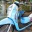 SCOOPY-I ปี57 สภาพสวยใส เครื่องเดิมดี สีฟ้าน่ารัก ขับขี่เยี่ยม ราคา 26,500 thumbnail 5