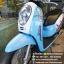 SCOOPY-I ปี57 สภาพสวยใส เครื่องเดิมดี สีฟ้าน่ารัก ขับขี่เยี่ยม ราคา 26,500 thumbnail 1