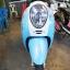 SCOOPY-I ปี57 สภาพสวยใส เครื่องเดิมดี สีฟ้าน่ารัก ขับขี่เยี่ยม ราคา 26,500 thumbnail 2