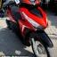 #ดาวน์4500 CLICK125i ปี60 สภาพสวยเดิม เครื่องดี สีแดงสด ขับขี่เยี่ยม ราคา 38,000 thumbnail 3