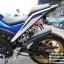 #ดาวน์9000 M-SLAZ ปี59 วิ่งน้อย สีน้ำเงินสวย เครื่องเดิมๆแน่นๆ ขับขี่ดี๊ดี ราคา 49,500 thumbnail 9