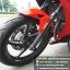 CBR250 ปี56 สีแดงสวยจี๊ด เครื่องเดิม ลงยางอย่างดี ขับขี่เยี่ยม ราคา 56,000 thumbnail 7