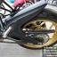 #ดาวน์9000 M-SLAZ ปี59 วิ่งน้อย สีน้ำเงินสวย เครื่องเดิมๆแน่นๆ ขับขี่ดี๊ดี ราคา 49,500 thumbnail 10