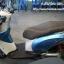 Scoopy-i ปี53 สีฟ้าสดใส สวยๆ เดิมๆ ล้อแมกซ์ ราคา 24,500 thumbnail 5