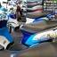 FINO FI ปี57 สภาพนางฟ้า วิ่ง8พันโล เครื่องแน่นเดิม สีสวยใส ราคา 29,000 thumbnail 6