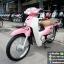DREAM SUPER CUB ปี60 วิ่งน้อย สภาพนางฟ้า สีชมพูสวยสุดๆ เครื่องเดิมๆ ราคา 38,000 thumbnail 5