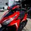 #ดาวน์4500 CLICK125i ปี60 สภาพสวยเดิม เครื่องดี สีแดงสด ขับขี่เยี่ยม ราคา 38,000 thumbnail 6
