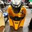 SCOOPY-I S12 วิ่ง2พันโล สีเหลืองสดใส เครื่องนิ่ม ราคา 36,000 thumbnail 15