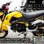 #ดาวน์6000 MSX125 รถ10เดือน 5พันโล สภาพงามแท้ๆ เครื่องเดิมๆ สีเหลืองแจ่ม ราคา 36,500 thumbnail 23