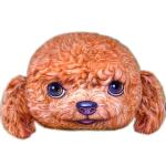 หมอนหน้าน้องหมา 3 มิติ ขนาด 50x40cm Teddy