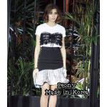 Skirt :: กระโปรงยาวทรงสวยสุดปัง เข้ารู