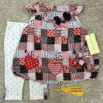 เสื้อผ้าเด็ก (พร้อมส่ง!!) 170460-24