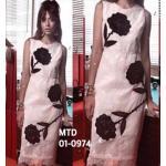Brand : lace dress Dเดรสแขนกุดในลุคคุณหนูที่มาพร้อมง