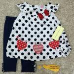 เสื้อผ้าเด็ก (พร้อมส่ง!!) 170460-18