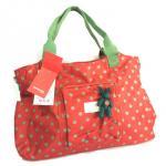 กระเป๋าสัมภาระ Winghouse - Daily Dot Nappy Bag [Orange]