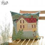Fairy Tale Cushion : Grandma's House