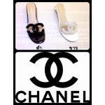Chanel ใหม่ล่าสุด เป็นงานที่ขายดีที่สุดตอนนี้ค่ะ ส้นรองเท้าเป็นแก้วสูง 2 นิ้ว งานสวยหรู
