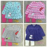 เสื้อผ้าเด็ก/ชุดกันหนาวเด็ก (พร้อมส่ง!!) 041060-4
