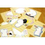 โปสการ์ดบับเบิ้ล Bubble Postcard Set 9ใบ/เซ็ท