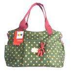 กระเป๋าสัมภาระ Winghouse - Daily Dot Nappy Bag [Khaki]