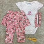 เสื้อผ้าเด็ก (พร้อมส่ง!!) 170460-33