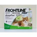 Frontline Plus for cats Exp.04/20 กำจัดตัวเบียนภายนอกของแมว