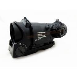 กล้อง Scope x4 ELCAN SOCOM SpectreDR สีดำ