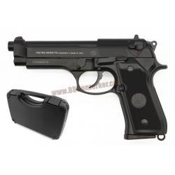 Beretta M92FS สีดำ - Keymore (พร้อมกล่อง Hardcase)