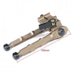 ขาทราย Accu-Tac BR-4 QD สีทราย