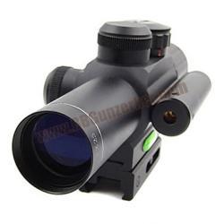 กล้อง Scope JGBG M6 4x25 มีเลเซอร์แดงในตัว