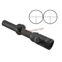 กล้อง Scope VISIONKING 1.25-5x26 ยาว กึ่งดอทกึ่งซูม