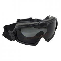 แว่น Goggle Smith Optics Elite Turbo Fan สีดำ - FMA