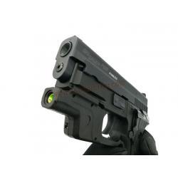 เลเซอร์เขียว ติดโกร่งไกปืน Sig Sauer P226 / P229